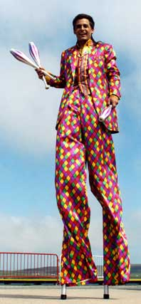 stiltwalker