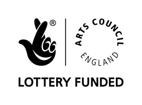 Arts Council England Lottery-black